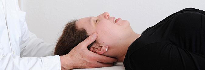 Craniosacrale Therapie bei Heilpraktiker Harald Montag